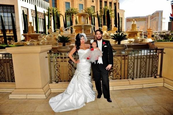 Custom Las Vegas Weddings. 1